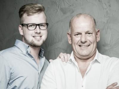 Patrick und Dieter Seipel